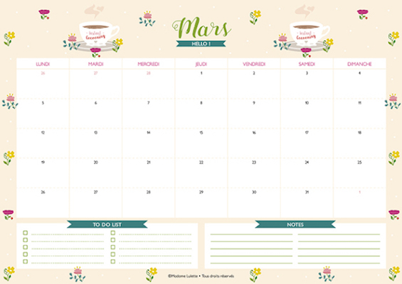 Selection-Printables-Creamalice-calendrier-Mars2018