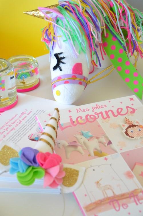 Livre-Mes-jolies-licornes-Editions-de-Saxe