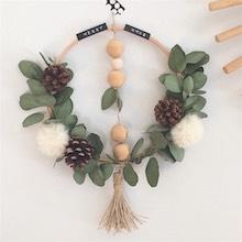 diy-couronne-Noel-eucalyptus-Creamalice