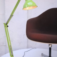 Best Floor Chair Upholstered Counter Height 1970s Anglepoise Desk Lamp | Cream And Chrome