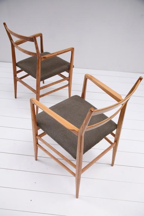 Superleggera Model 676 Chair designed by Gio Ponti for