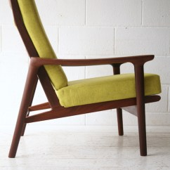 Teak Lounge Chair Seat Covers Elastic 1960s Armchair By Guy Rogers | Cream And Chrome