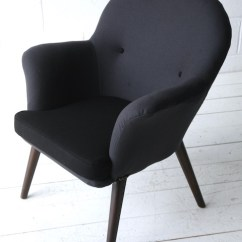 Unusual Wooden Chair Plywood Lounge Eames 1950s Armchair By Toothill   Cream And Chrome