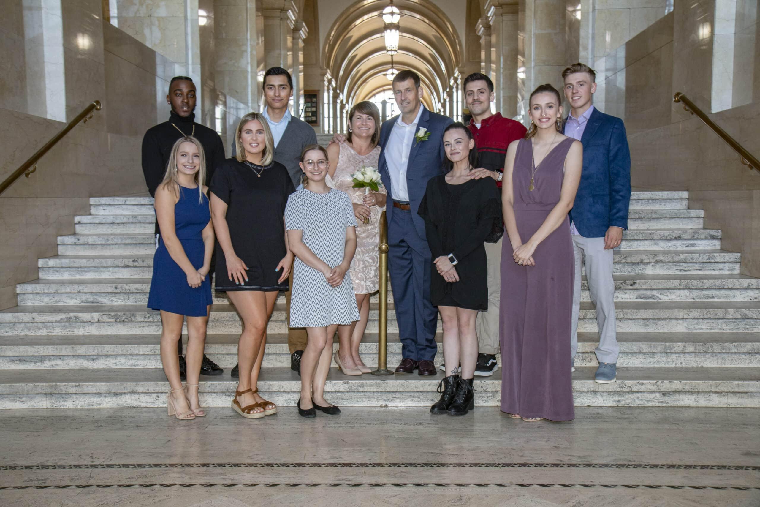 Courthouse Wedding Photographers Milwaukee WI