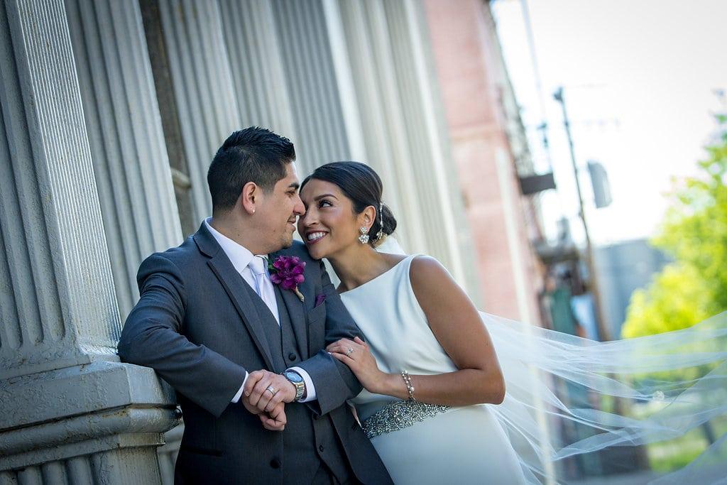 Milwaukee Outdoor Wedding Venue Photography