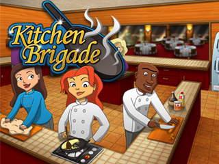 Kitchen Brigade  BoBBumpS Games