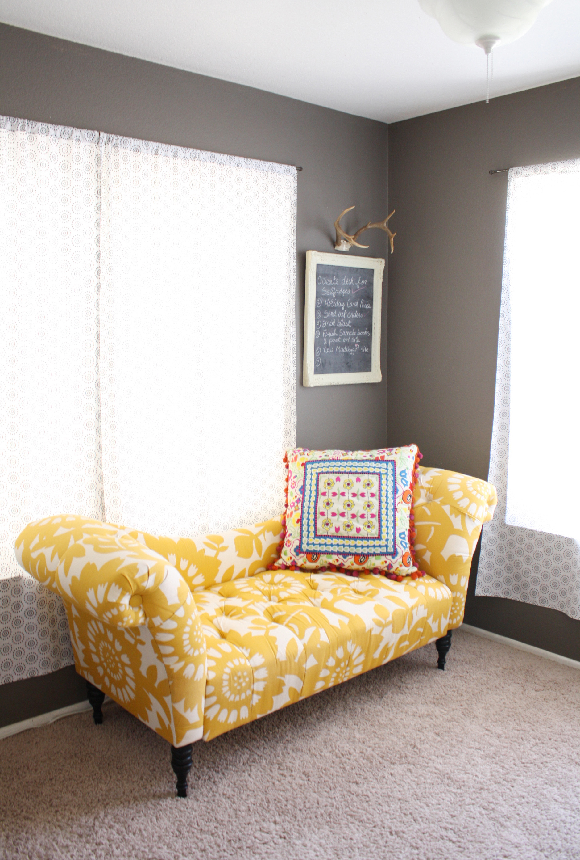 how much fabric do i need to recover a sofa cleaning service cost yellow