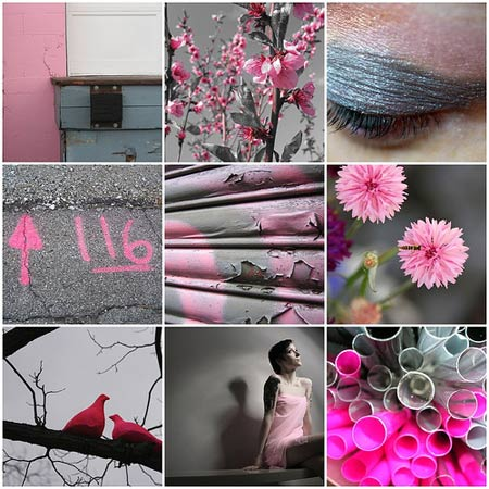kitchen kid small remodel color+inspiration: pink+grey