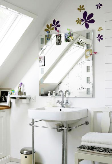 Ideas Decorating Small Bathrooms