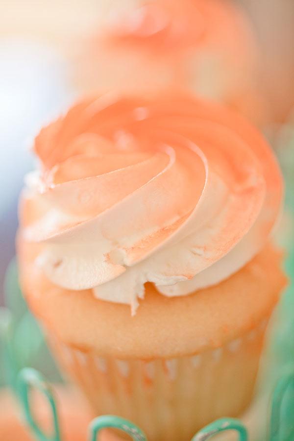 Colorinspiration Peach and aqua