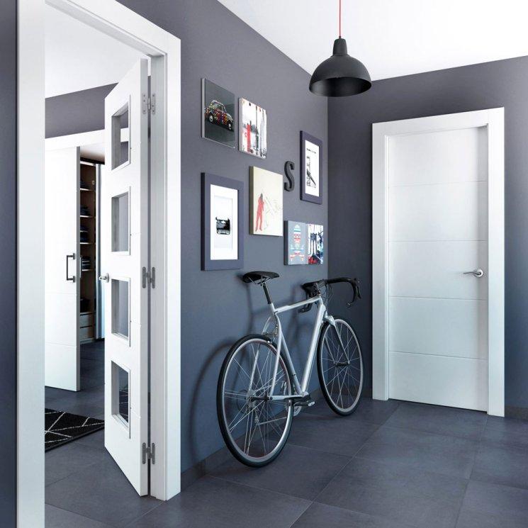 Las puertas de interior, un mundo de aperturas. Puertas de DM