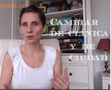 Cambiar clínica y ciudad