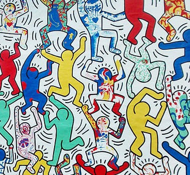 Keith_Haring_We_Are_The_Youth