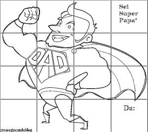 papa-puzzle-quadrato-16-pezzi-da-colorare