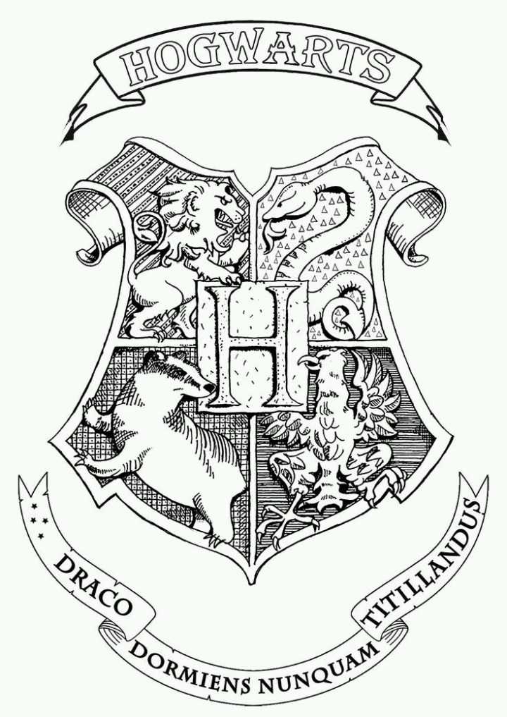 موظف توزيع أقل Cravatte Harry Potter Disegno Colorato Pleasantgroveumc Net