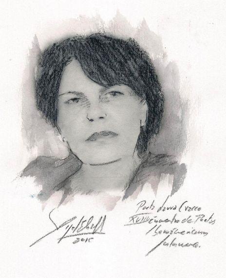 Laura Cracco, por Miguel Elías.