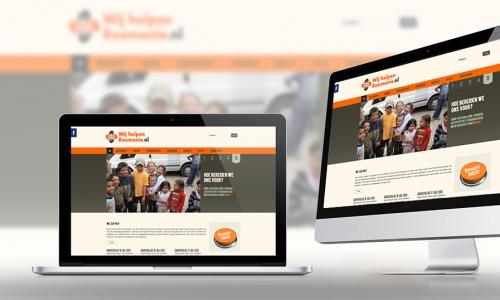 Website WijhelpenRoemenie