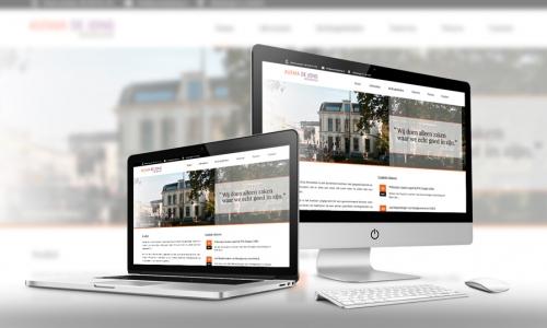 Website Ausma De Jong Advocaten
