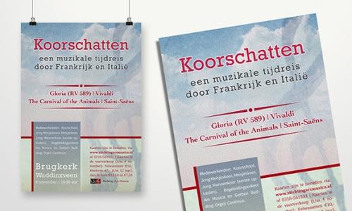 Poster Stichting Ars Musica (V)
