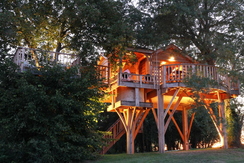 Location de cabanes arboricoles Cabane  Spa  Annuaire de site Web de qualit  CreasiteFrance