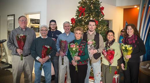 Creatacor Participates In Arthritis Foundation Rose Day Program