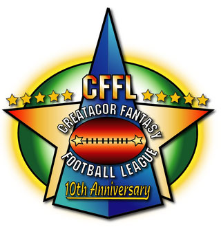 Creatacor Fantasy Football League Logo
