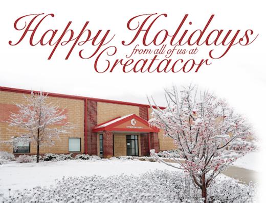 Happy Holidays From Creatacor - 2010