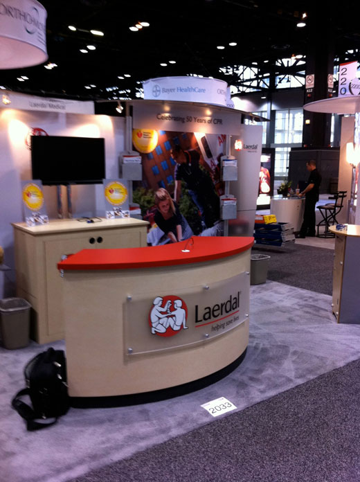 Laerdal at AHA