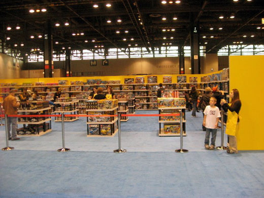 Photos from past LEGO KidsFest events.