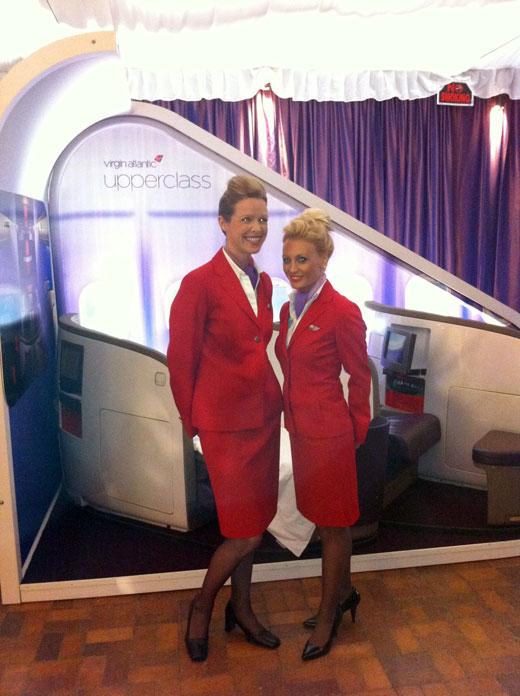 Virgin Atlantic Airways at AT&T Pebble Beach National Pro-Am