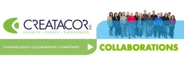 Collaborations Newsletter for New York-based Creatacor