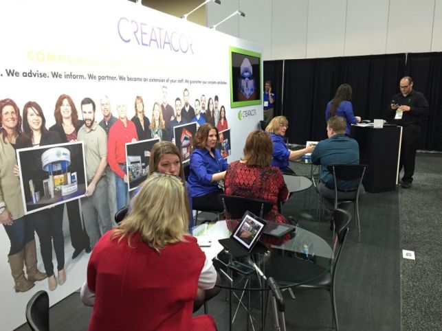 Creatacor At EXHIBITORLIVE! 2015