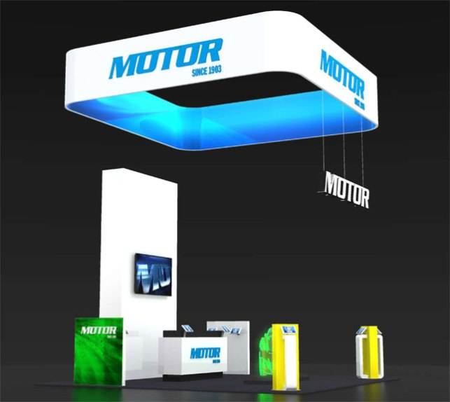 Motor Information Systems - AAPEX 2015 trade show exhibit - face-to-face marketing