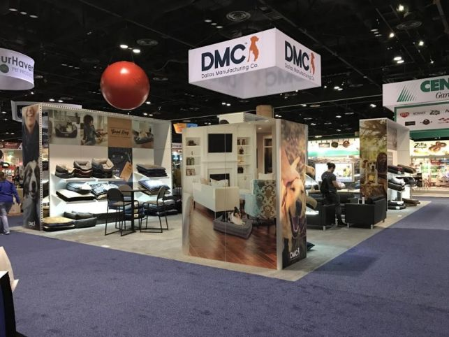 DMC - Global Pet Expo 2017