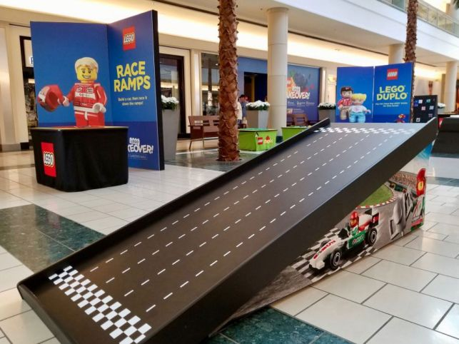LEGO Takeover! at The Gardens Mall