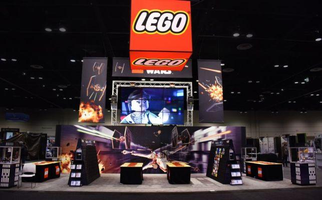 LEGO Star Wars Celebration 2017
