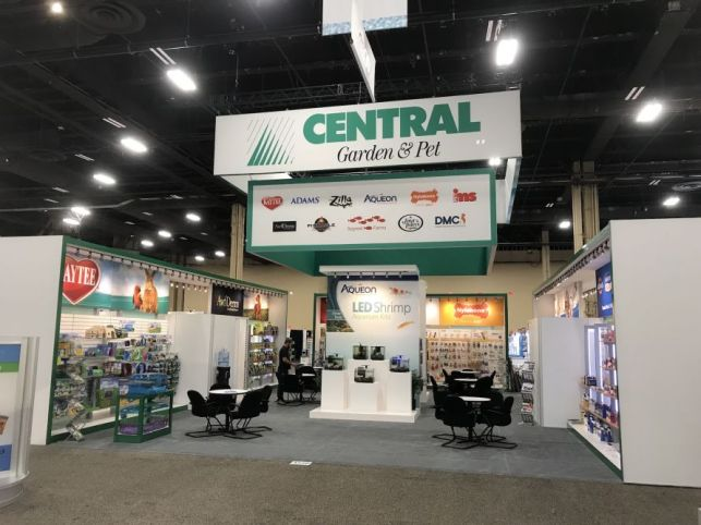 Central Garden and Pet - SuperZoo 2018