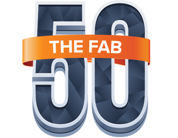 Event Marketer's Fab 50 2018