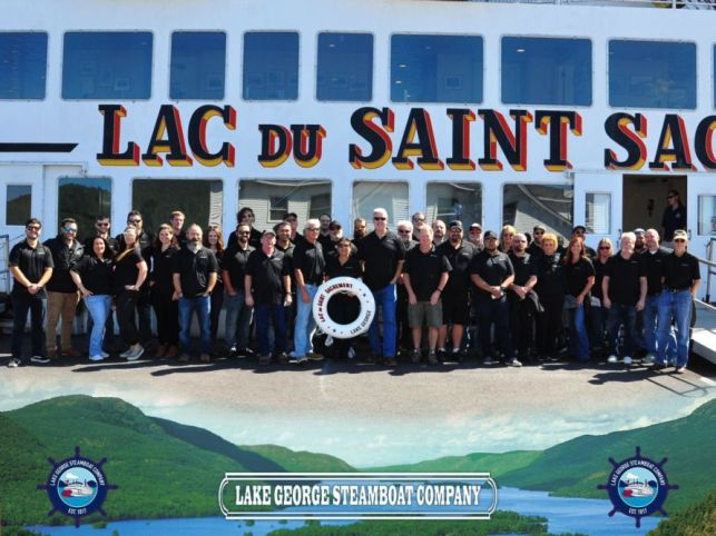 Creatacor Employee Appreciation Day 2019 - Lac Du Saint Sacrement