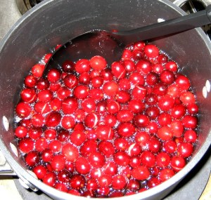 Add The Cranberries