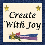 Featured Blogger - Create With Joy