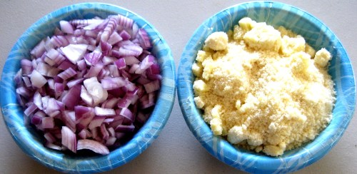 Onions-Cheese