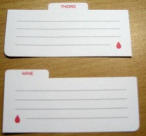 Moo Mini Cards - Index Cards