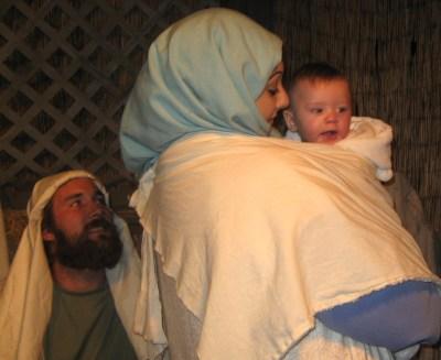 Back To Bethlehem - The Couple