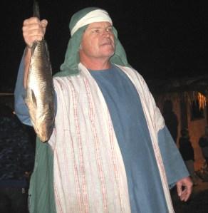 Back To Bethlehem - Fish