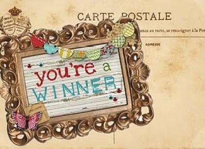 You're A Winner