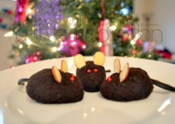 Oreo Mice Cookies