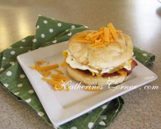 Katherines Corner - Breakfast Biscuits
