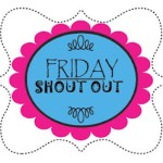 Friday Shout Out at Pandoras Craft Box