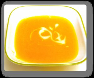 Vanilla Butternut Soup - The Bookcase Foodie